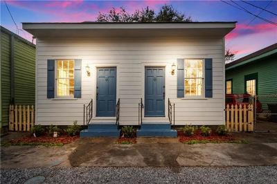 Single Family Home For Sale: 2328 Barracks Street