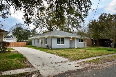 River Ridge, Harahan Single Family Home For Sale: 524 Roseland Parkway