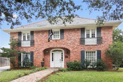 Single Family Home For Sale: 5337 Marcia Avenue