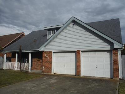 Single Family Home For Sale: 763 Terry Parkway