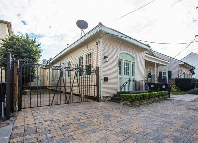 Single Family Home For Sale: 3924 Annunciation Street