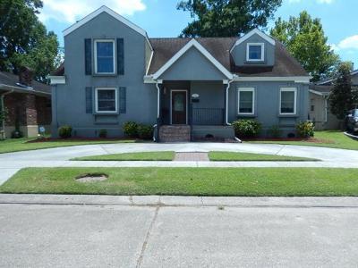 River Ridge, Harahan Single Family Home For Sale: 9624 Charlotte Drive
