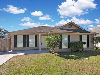 Covington Single Family Home For Sale: 70359 8th Street