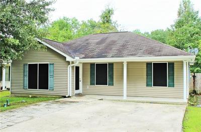 Slidell Single Family Home For Sale: 57297 Cedar Avenue
