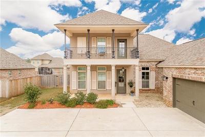 Madisonville Single Family Home For Sale: 361 Cedar Creek Drive