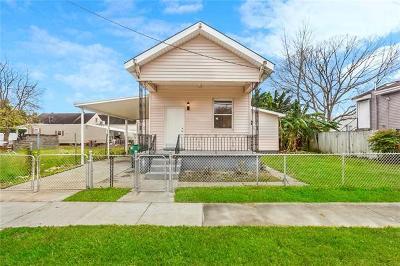 Gretna Single Family Home For Sale: 624 Americus Street