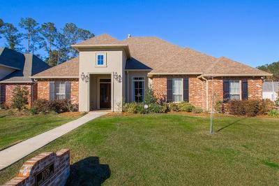 Madisonville Single Family Home For Sale: 1076 Spring Haven Lane