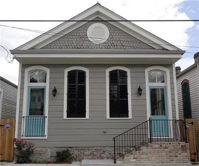 Single Family Home For Sale: 2623 St Ann Street