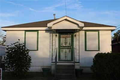 Marrero Single Family Home For Sale: 519 Farrington Drive