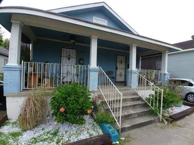 Single Family Home For Sale: 2309 New Orleans Street