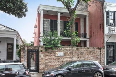 French Quarter Multi Family Home For Sale: 1228 Bourbon Street #D