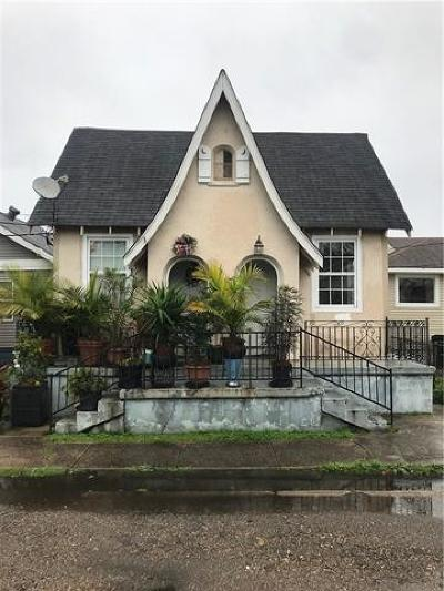 New Orleans Multi Family Home For Sale: 2211 Mandeville Street
