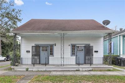 Jefferson Parish, Orleans Parish Multi Family Home For Sale: 937 Dante Street