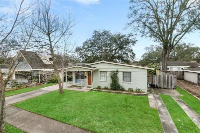 River Ridge, Harahan Single Family Home For Sale: 504 Elsie Lane
