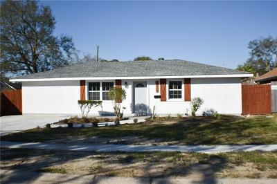 Single Family Home For Sale: 8737 26th Street