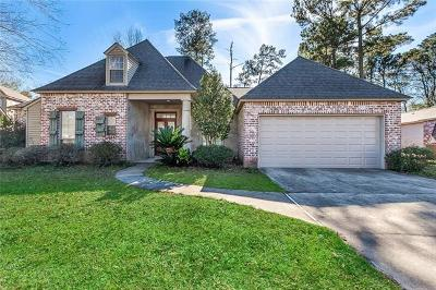 Single Family Home For Sale: 750 Waxwing Drive