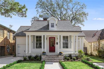 Single Family Home For Sale: 3523 Octavia Street