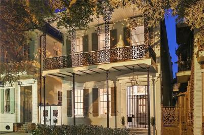 French Quarter Multi Family Home For Sale: 628 Esplanade Avenue #A 2