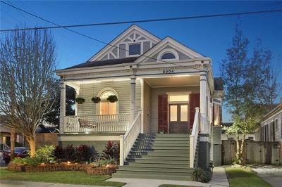 Single Family Home For Sale: 8004 Hickory Street