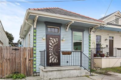Single Family Home For Sale: 2649 St Ann Street
