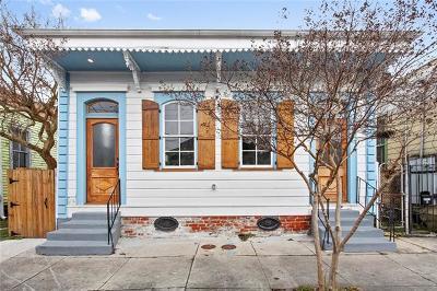 New Orleans Single Family Home For Sale: 2021 Dumaine Street