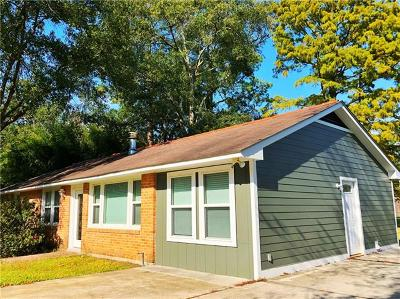 Slidell Rental For Rent: 842 Oak Street