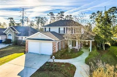 Slidell Single Family Home For Sale: 401 Spartan Loop