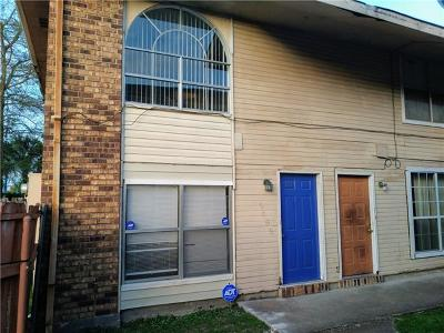 Townhouse For Sale: 5885 Tullis Drive