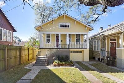 Single Family Home For Sale: 3420 Banks Street