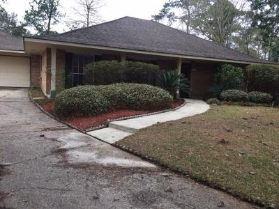 Slidell Single Family Home For Sale: 104 Milford Circle
