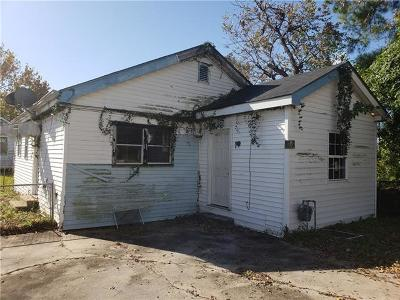 Jefferson Single Family Home For Sale: 2708 Burns Street