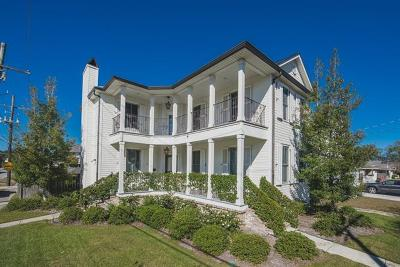 Metairie Single Family Home For Sale: 622 Rosewood Drive