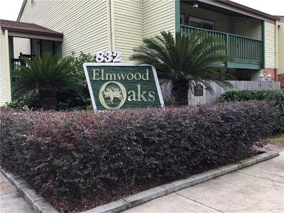 Jefferson Parish, Orleans Parish Multi Family Home For Sale: 832 S Clearview Parkway #223