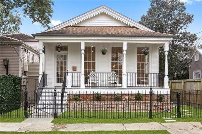 New Orleans Single Family Home For Sale: 924 Foucher Street