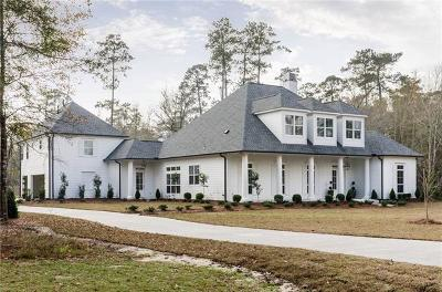 Madisonville Single Family Home For Sale: 203 Hawthorne Hollow Drive