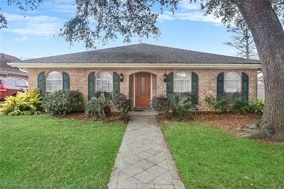 New Orleans Single Family Home For Sale: 7200 Benson Court