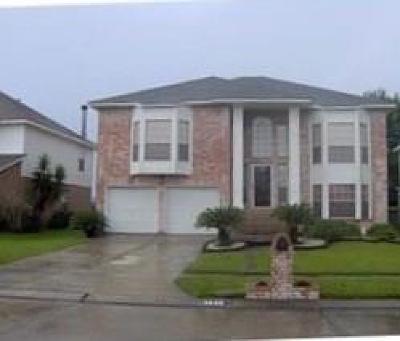 Single Family Home For Sale: 3226 Jason Lane