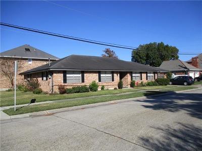 Single Family Home For Sale: 4501 Richland Avenue