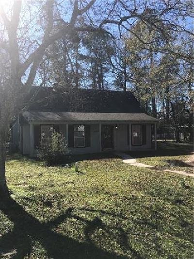 Slidell Single Family Home For Sale: 2211 Crane Street