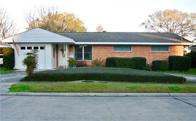 Single Family Home For Sale: 717 Beverly Garden Drive