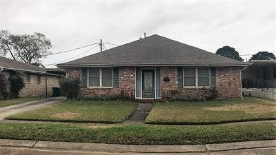Metairie Single Family Home For Sale: 6315 Pilgrim Street