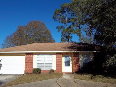 Slidell Single Family Home For Sale: 205 Almond Creek Street