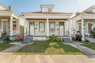 New Orleans Multi Family Home For Sale: 618 S Scott Street