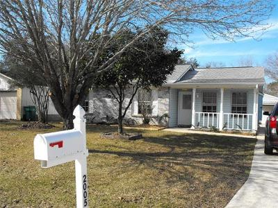 Slidell Single Family Home For Sale: 2005 Heather Lane