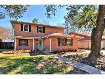 New Orleans Single Family Home For Sale: 2318 Beck Street