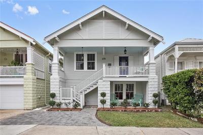 Single Family Home For Sale: 278 Audubon Street
