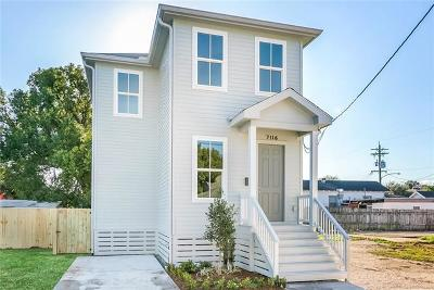 Single Family Home For Sale: 7116 Fig Street