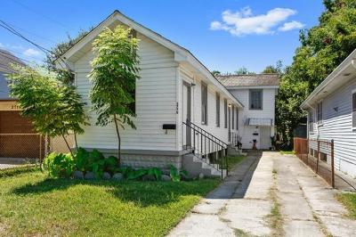New Orleans Single Family Home For Sale: 2770 Gladiolus Street