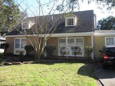Single Family Home For Sale: 6001 Carlisle Court