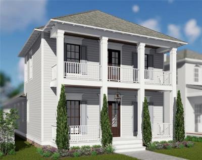 Single Family Home For Sale: 54 Palmetto